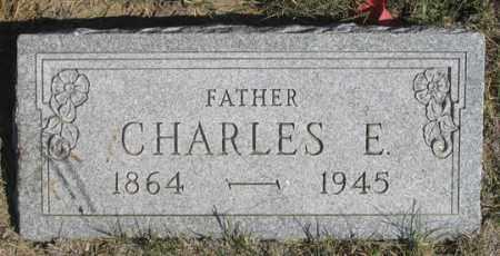 MALLORY, CHARLES E. - Dundy County, Nebraska | CHARLES E. MALLORY - Nebraska Gravestone Photos