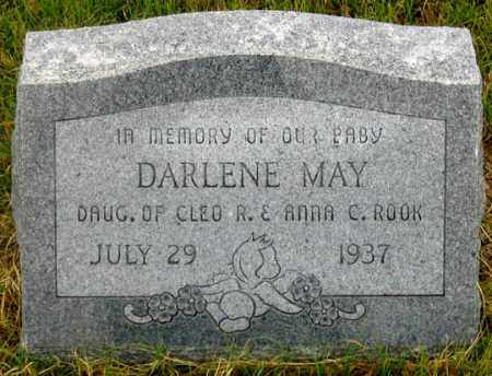 MAY, DARLENE - Dundy County, Nebraska | DARLENE MAY - Nebraska Gravestone Photos