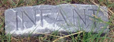 MESHELLE, INFANT - Dundy County, Nebraska   INFANT MESHELLE - Nebraska Gravestone Photos