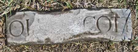 MESHELLE, UNKNOWN - Dundy County, Nebraska | UNKNOWN MESHELLE - Nebraska Gravestone Photos