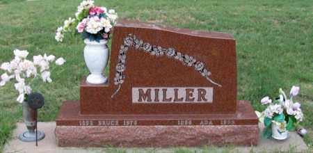 COLE MILLER, ADA - Dundy County, Nebraska | ADA COLE MILLER - Nebraska Gravestone Photos
