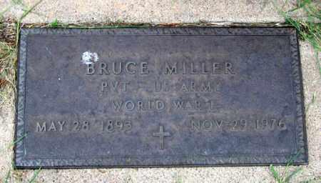 MILLER, BRUCE - Dundy County, Nebraska   BRUCE MILLER - Nebraska Gravestone Photos