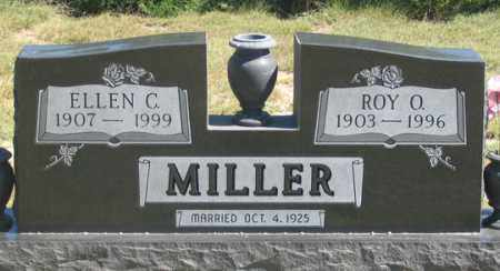 MILLER, ROY O. - Dundy County, Nebraska   ROY O. MILLER - Nebraska Gravestone Photos