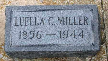 MILLER, LUELLA C. - Dundy County, Nebraska   LUELLA C. MILLER - Nebraska Gravestone Photos