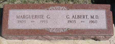 CHIPPERFIELD MOREHOUSE, MARGUERITE G. - Dundy County, Nebraska | MARGUERITE G. CHIPPERFIELD MOREHOUSE - Nebraska Gravestone Photos