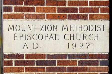 *MT. ZION CHURCH, SIGN - Dundy County, Nebraska | SIGN *MT. ZION CHURCH - Nebraska Gravestone Photos