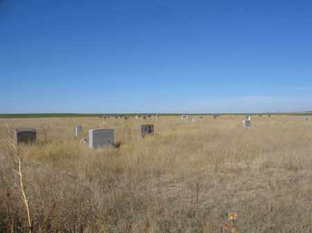 *MT. ZION CEMETERY, VIEW - Dundy County, Nebraska | VIEW *MT. ZION CEMETERY - Nebraska Gravestone Photos