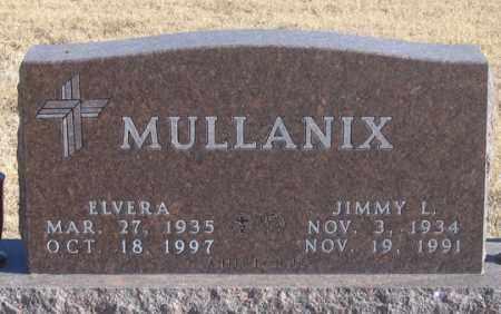 NORDHAUSEN MULLANIX, ELVERA - Dundy County, Nebraska   ELVERA NORDHAUSEN MULLANIX - Nebraska Gravestone Photos