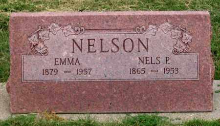 NELSON, NELS P. - Dundy County, Nebraska   NELS P. NELSON - Nebraska Gravestone Photos