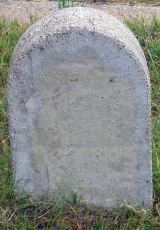 NO NAME 6, UNK - Dundy County, Nebraska | UNK NO NAME 6 - Nebraska Gravestone Photos