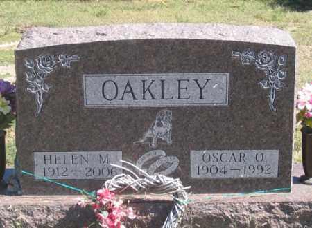 OAKLEY, HELEN M. - Dundy County, Nebraska | HELEN M. OAKLEY - Nebraska Gravestone Photos