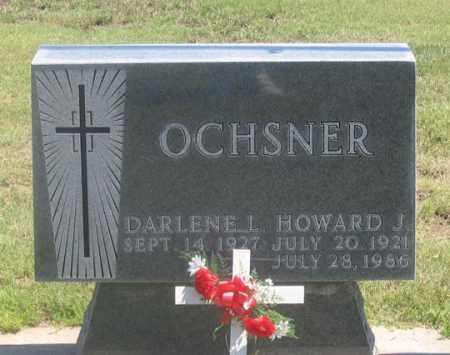 PETERS OCHSNER, DARLENE L. - Dundy County, Nebraska | DARLENE L. PETERS OCHSNER - Nebraska Gravestone Photos