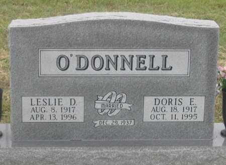 O'DONNELL, DORIS E. - Dundy County, Nebraska | DORIS E. O'DONNELL - Nebraska Gravestone Photos