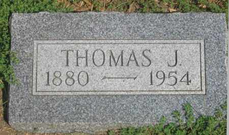 O'LEARY, THOMAS J. - Dundy County, Nebraska | THOMAS J. O'LEARY - Nebraska Gravestone Photos