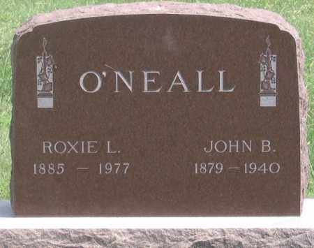 O'NEALL, JOHN B. - Dundy County, Nebraska | JOHN B. O'NEALL - Nebraska Gravestone Photos
