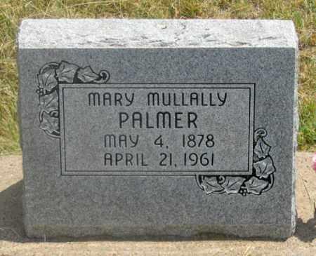 MULLALLY PALMER, MARY M. - Dundy County, Nebraska   MARY M. MULLALLY PALMER - Nebraska Gravestone Photos