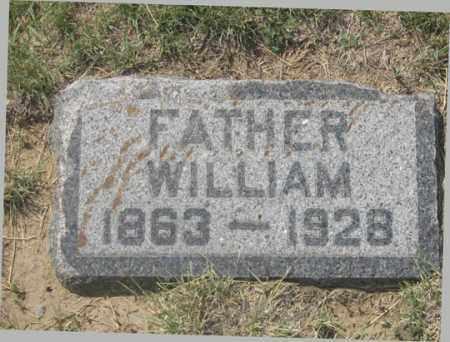 PASSMORE, WILLIAM - Dundy County, Nebraska | WILLIAM PASSMORE - Nebraska Gravestone Photos