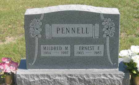 OWENS PENNELL, MILDRED M. - Dundy County, Nebraska | MILDRED M. OWENS PENNELL - Nebraska Gravestone Photos