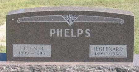 PHELPS, HELEN R. - Dundy County, Nebraska | HELEN R. PHELPS - Nebraska Gravestone Photos