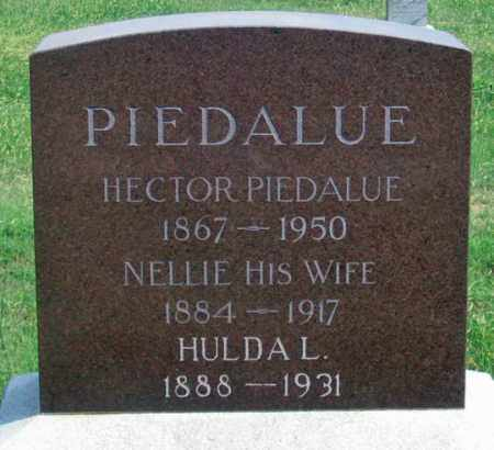 KIMBERLING PIEDALUE, NELLIE - Dundy County, Nebraska | NELLIE KIMBERLING PIEDALUE - Nebraska Gravestone Photos