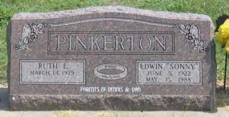 POWELL PINKERTON, RUTH E. - Dundy County, Nebraska | RUTH E. POWELL PINKERTON - Nebraska Gravestone Photos