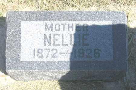 PORTER, NELLIE - Dundy County, Nebraska | NELLIE PORTER - Nebraska Gravestone Photos