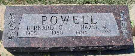 POWELL, HAZEL M. - Dundy County, Nebraska | HAZEL M. POWELL - Nebraska Gravestone Photos