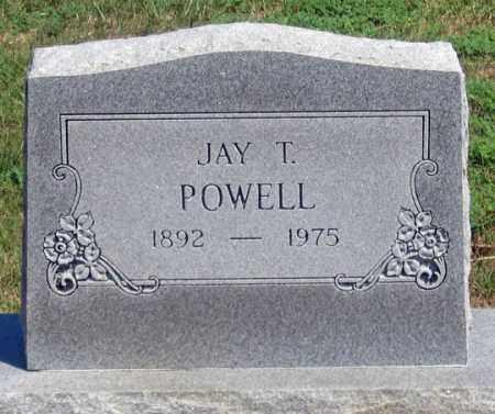 POWELL, JAY THOR - Dundy County, Nebraska | JAY THOR POWELL - Nebraska Gravestone Photos