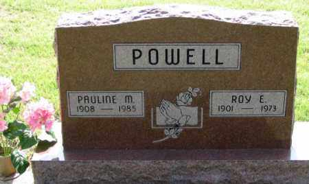 POWELL, ROY E. - Dundy County, Nebraska | ROY E. POWELL - Nebraska Gravestone Photos