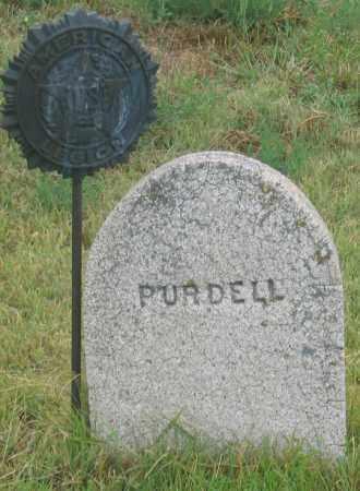 PURDELL, UNK - Dundy County, Nebraska | UNK PURDELL - Nebraska Gravestone Photos