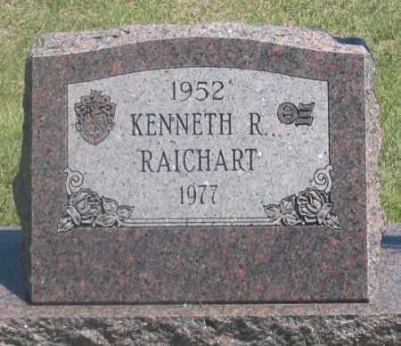 RAICHART, KENNETH R. - Dundy County, Nebraska   KENNETH R. RAICHART - Nebraska Gravestone Photos