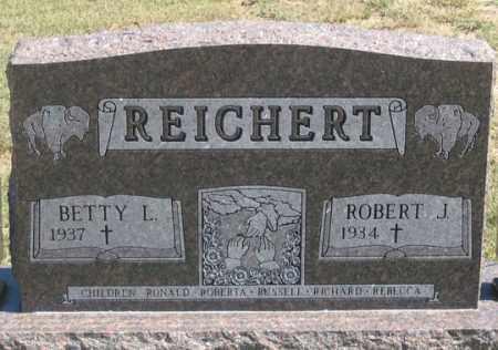 REICHERT, ROBERT J. - Dundy County, Nebraska | ROBERT J. REICHERT - Nebraska Gravestone Photos