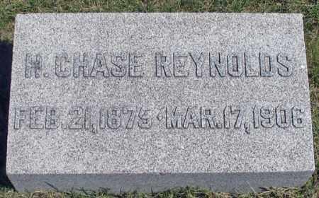 REYNOLDS, H. CHASE - Dundy County, Nebraska   H. CHASE REYNOLDS - Nebraska Gravestone Photos