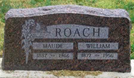 HEINLINE ROACH, MAUDE - Dundy County, Nebraska | MAUDE HEINLINE ROACH - Nebraska Gravestone Photos