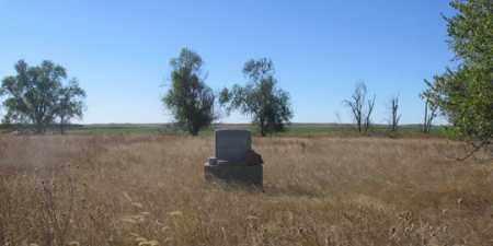 *ROLLWITZ CEMETERY, MAIN VIEW FROM ROAD - Dundy County, Nebraska | MAIN VIEW FROM ROAD *ROLLWITZ CEMETERY - Nebraska Gravestone Photos