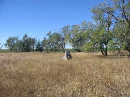 *ROLLWITZ CEMETERY, VIEW - Dundy County, Nebraska | VIEW *ROLLWITZ CEMETERY - Nebraska Gravestone Photos