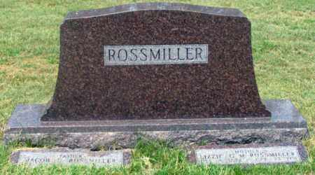 ROSSMILLER FAMILY, GRAVE SITE - Dundy County, Nebraska | GRAVE SITE ROSSMILLER FAMILY - Nebraska Gravestone Photos