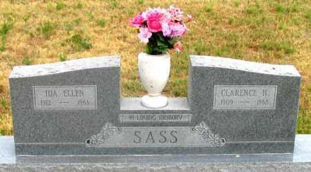 REDDEN SASS, IDA ELLEN - Dundy County, Nebraska | IDA ELLEN REDDEN SASS - Nebraska Gravestone Photos