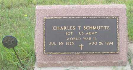 SCHMUTTE, CHARLES T. - Dundy County, Nebraska | CHARLES T. SCHMUTTE - Nebraska Gravestone Photos