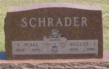 SCHWARTZ SCHRADER, E. PEARL - Dundy County, Nebraska | E. PEARL SCHWARTZ SCHRADER - Nebraska Gravestone Photos