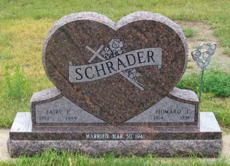 HARDWICK SCHRADER, FAIRY PEARL - Dundy County, Nebraska | FAIRY PEARL HARDWICK SCHRADER - Nebraska Gravestone Photos
