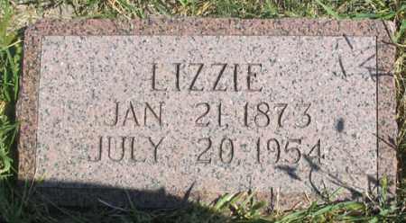 GUNTHER SCHRADER, LIZZIE - Dundy County, Nebraska | LIZZIE GUNTHER SCHRADER - Nebraska Gravestone Photos