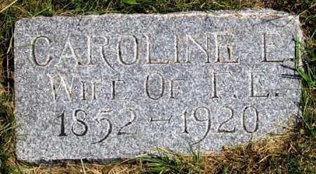SCHWARTZ, CAROLINE L. - Dundy County, Nebraska | CAROLINE L. SCHWARTZ - Nebraska Gravestone Photos