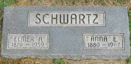 HARPER SCHWARTZ, ANNA E. - Dundy County, Nebraska   ANNA E. HARPER SCHWARTZ - Nebraska Gravestone Photos