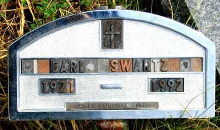 SCHWARTZ, EARL E. - Dundy County, Nebraska   EARL E. SCHWARTZ - Nebraska Gravestone Photos