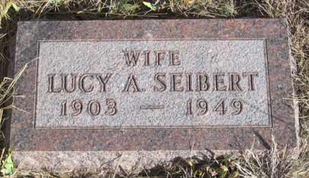 CROSSON SEIBERT, LUCY A. - Dundy County, Nebraska | LUCY A. CROSSON SEIBERT - Nebraska Gravestone Photos