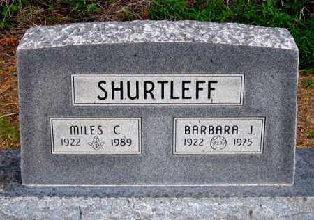 SHURTLEFF, BARBARA JEAN - Dundy County, Nebraska | BARBARA JEAN SHURTLEFF - Nebraska Gravestone Photos