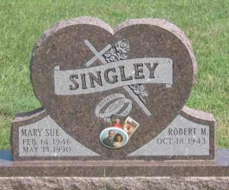 SINGLEY, MARY SUE - Dundy County, Nebraska | MARY SUE SINGLEY - Nebraska Gravestone Photos
