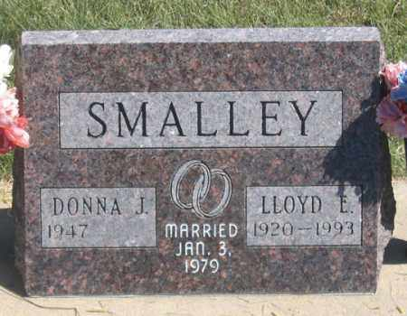 SMALLEY, DONNA J. - Dundy County, Nebraska   DONNA J. SMALLEY - Nebraska Gravestone Photos