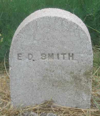 SMITH, E. D. - Dundy County, Nebraska | E. D. SMITH - Nebraska Gravestone Photos